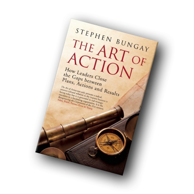 The Art of Action by Stephen Bungay