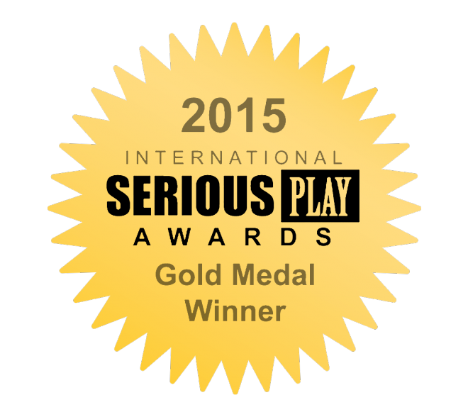 Serious Play Award Winner 2015